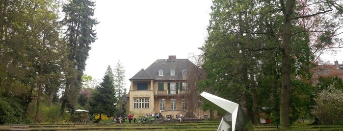 Haus am Waldsee is one of Berlin: to be discovered.