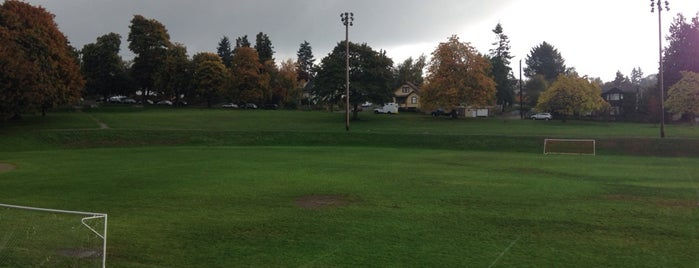 Brighton Playfield is one of Seattle's 400+ Parks [Part 1].