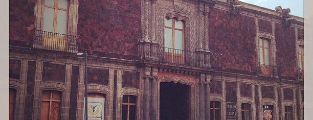 Museo de la Ciudad de México is one of Para salir de lo miiiiismo de siempre.