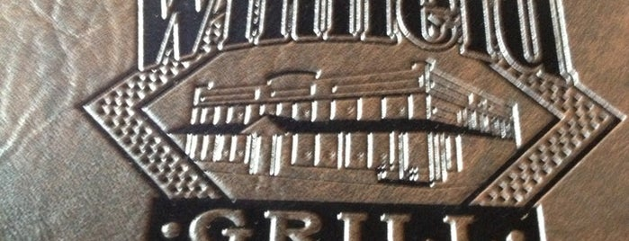 Winfield Grill is one of i want 2 eat 2.