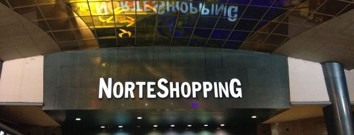 NorteShopping is one of Dicas.