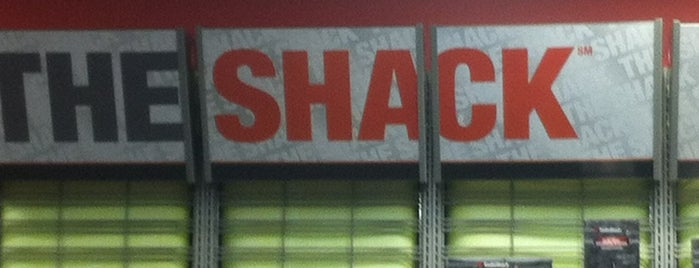RadioShack is one of Stores, Shops, & Malls.