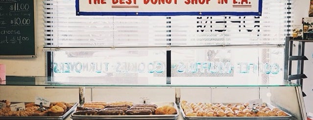 Primo's Donuts is one of Favorite L.A. Spots.