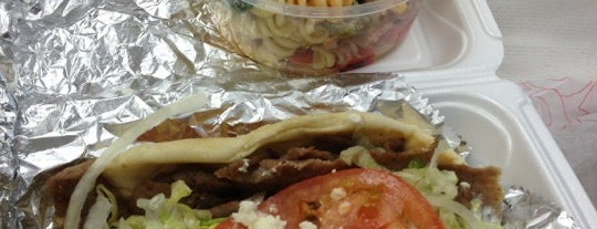 Soco's Gyros & Deli is one of Places I End Up Frequently.