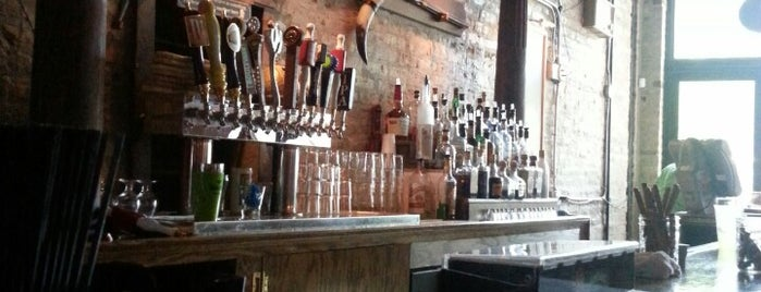 The Norse Bar is one of The 15 Best Places for a Craft Beer in Chicago.