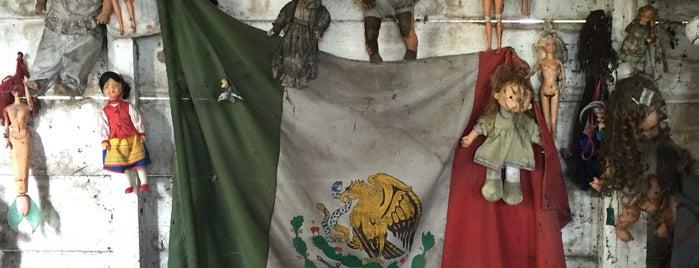 Isla de las Muñecas is one of [To-do] DF.