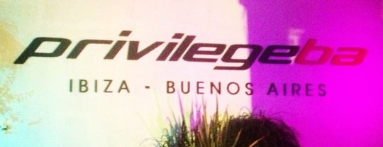 Privilege BA is one of Noche BAIRES.