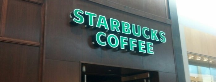 Starbucks is one of Guide to Asheville's best spots.