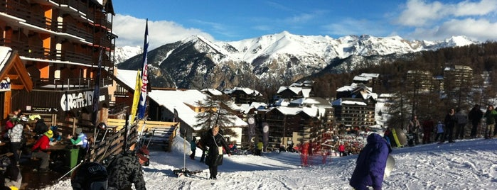 Risoul 1850 is one of Stations de ski (France - Alpes).