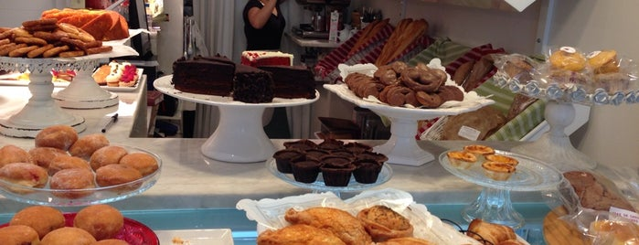 Maria's Bakery is one of Desayunos y meriendas en Madrid.