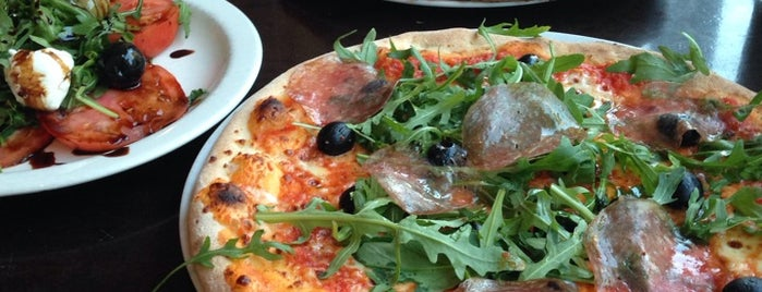 The Real Italian Pizza Co. is one of Restaurantes Europa.