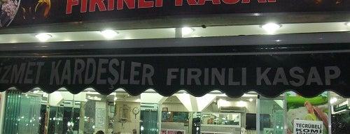 Hizmet Kardeşler Fırınlı Kasap is one of Favorite affordable date spots.