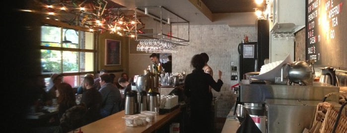 Drake Cafe is one of Restos to try.
