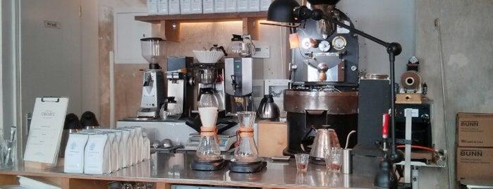 Bonanza Coffee is one of Potable Coffee Global.