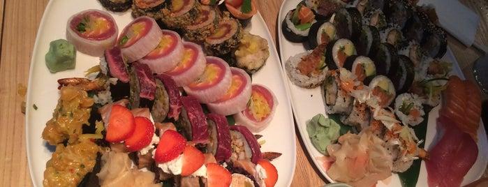 Shoku is one of gdzie na obiad.
