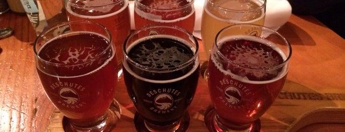 Deschutes Brewery Portland Public House is one of uwishunu portland.
