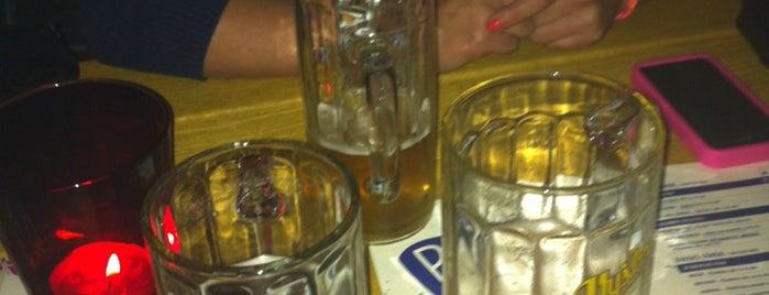 PIVO & BAR is one of Itt már italoztam....