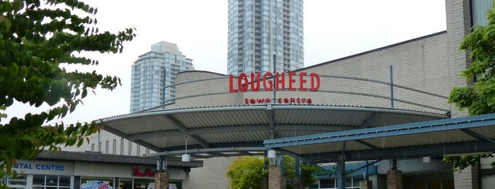 Lougheed Town Centre is one of Top picks for Malls.