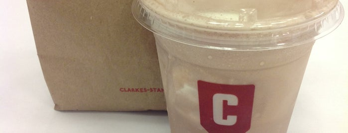 Clarke's Standard is one of NYC: FiDi Luncher.