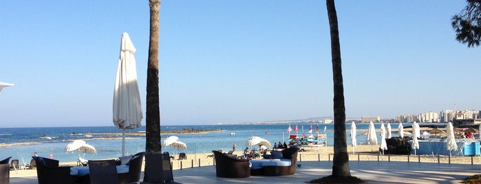 Arkın Palm Beach Hotel is one of Northern Cyprus.