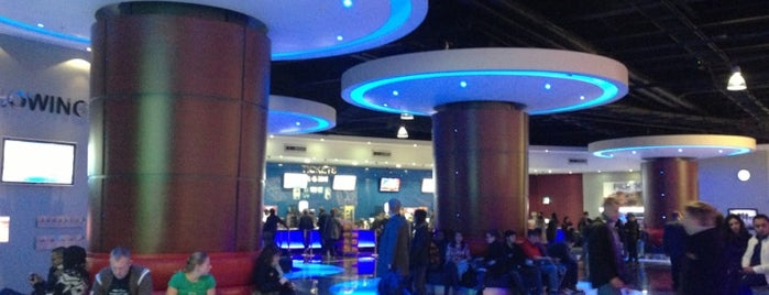 Vue Cinema is one of London.