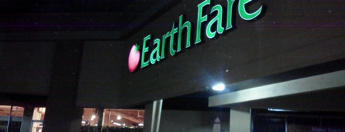 Earth Fare is one of The 15 Best Places for Wine in Asheville.