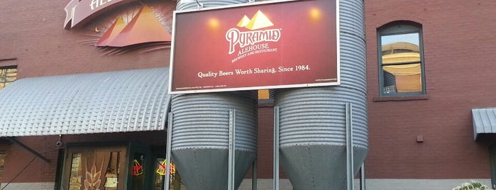 Pyramid Alehouse is one of I love Seattle!.