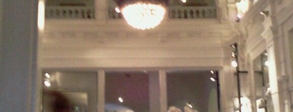 Café Brasserie Stadsschouwburg is one of MY AMSTERDAM // LUNCH // BRUNCH.