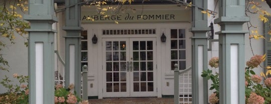 Auberge du Pommier is one of Accessible Restaurants.
