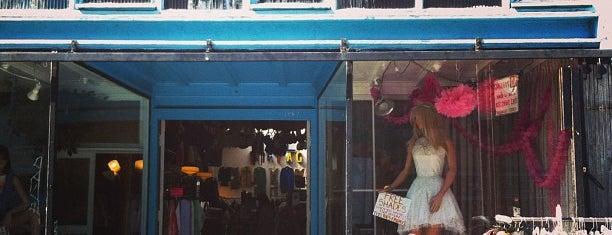 Idol Vintage is one of San Francisco.