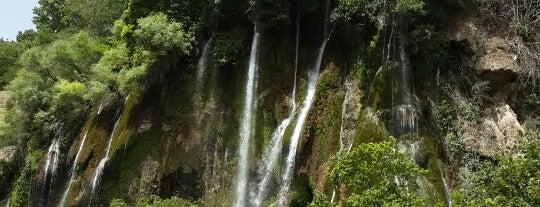 Bisheh Waterfall | آبشار بیشه is one of Iran Natural Venues | جاذبههای طبیعی ایران.