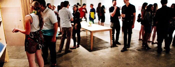 Gallery Black Lagoon is one of The 15 Best Art Galleries in Austin.