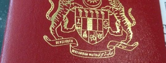 Jabatan Imigresen Malaysia Negeri Sabah is one of ETC TIP ~2.