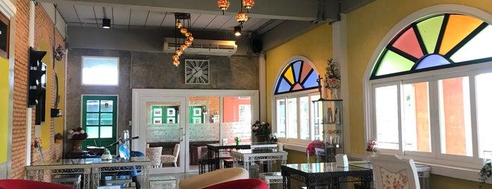 Duomo Cafe' & restaurant is one of ลำพูน, ลำปาง, แพร่, น่าน, อุตรดิตถ์.
