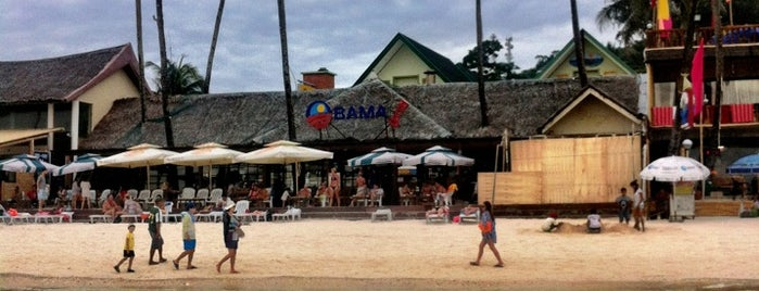 Obama Grill is one of BORACAY.