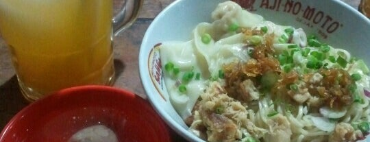 Yammie Pangsit Pathuk is one of Visited Places in Yogyakarta :).