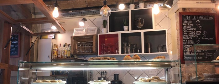 Manso's Café is one of BCN · top 100.