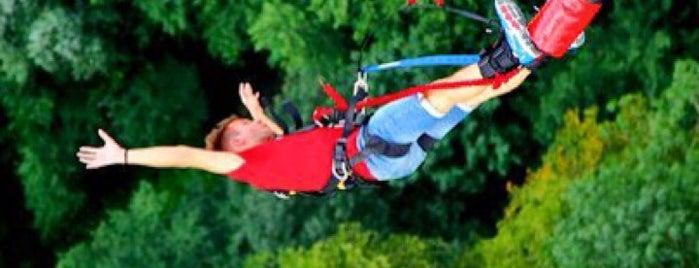 Skypark AJ Hackett Sochi is one of Сочи.