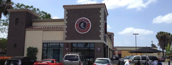 Chipotle Mexican Grill is one of The 15 Best Places for Reposado in Anaheim.