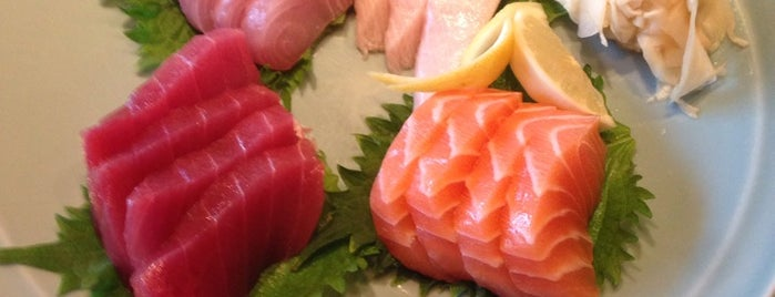 Toni's Sushi Bar is one of Miami - South Beach.