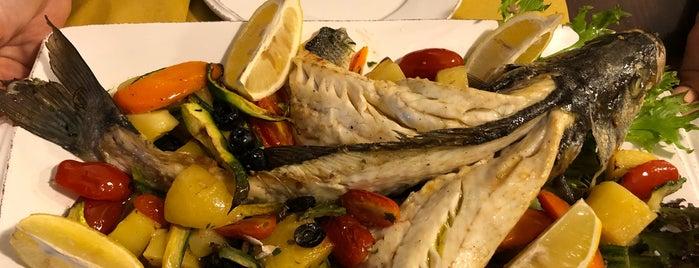 Fiaschetteria Di Pesce is one of ristoranti &.