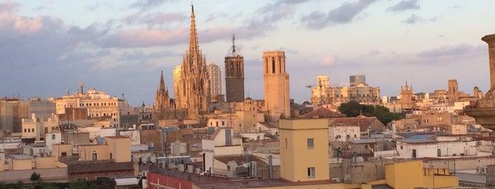 La Isabela (Hotel 1898) is one of M&M Barcelona centre.