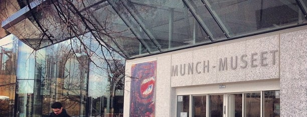 Munch Museum is one of Oslo.