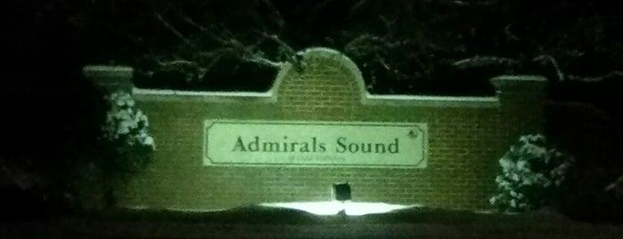 Admirals Sound is one of Near home.