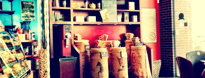 Satellite Coffee is one of Must-visit Coffee Shops in Albuquerque.