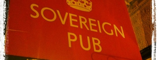 Sovereign Pub is one of NOLA.