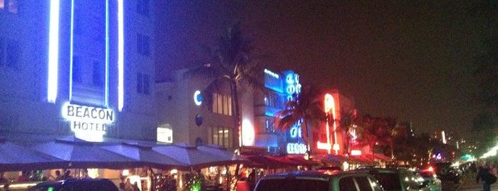 Miami Beach | Art Deco District is one of The Layover: Miami.
