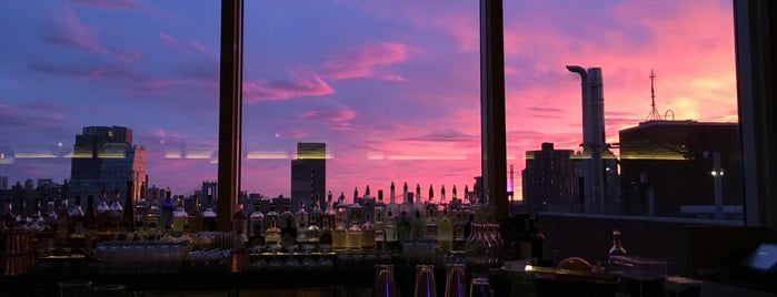 Mr. Purple is one of The 15 Best Places That Are Good for Singles in New York City.