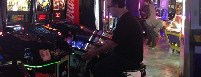Amusement 2000 Plus is one of Arcades.