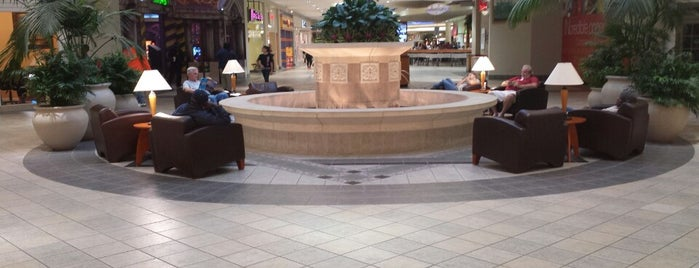 Eastdale Mall is one of big john likes.